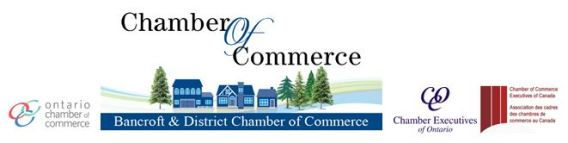 Bancroft & District Chamber of Commerce