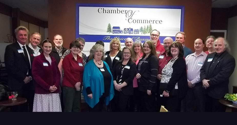 Biz after Biz Chamber Member Networking Event